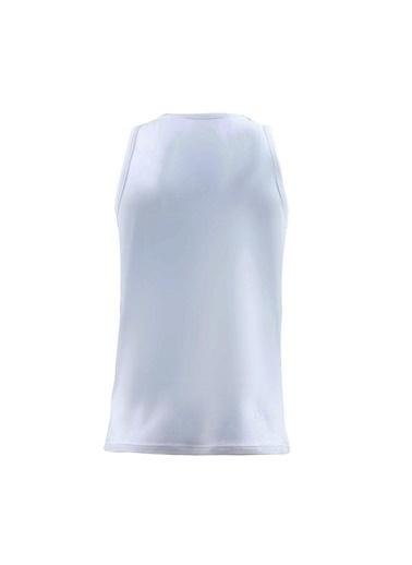 Blackspade Blackspade 1622 Silver Beyaz Erkek İç Giyim Atlet Beyaz
